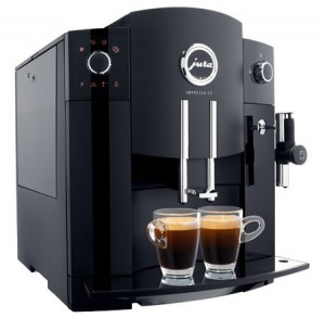 кофемашина Jura Impressa C5 Piano Black