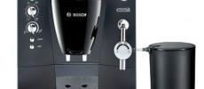 кофемашина Bosch TCA 6809 Benvenuto B75