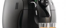 кофемашина Philips Saeco Xsmall Steam Black