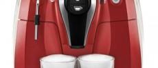 кофемашина Saeco Xsmall Steam Red