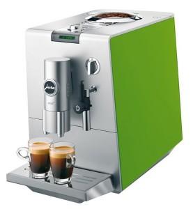 кофемашина Jura ENA 5 Leaf Green