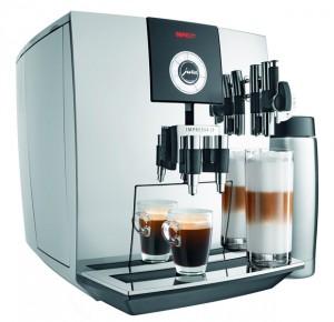кофемашина Jura Impressa J9 One Touch Chrom