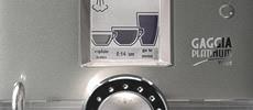 Кофемашина Gaggia Platinum Vision. Инструкция по эксплуатации
