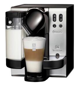 капсульная кофеварка Nespresso DeLonghi Lattissima EN 680.M