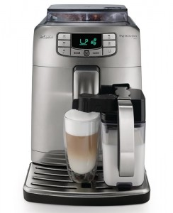 кофемашина Philips Saeco Intelia Evo Latte+