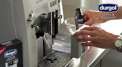 Средство для очистки кофемашин от накипи