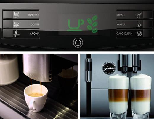 функционал кофемашин