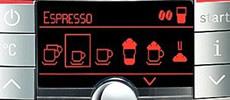 Кофемашина Bosch TES 703 RW. Инструкция по эксплуатации
